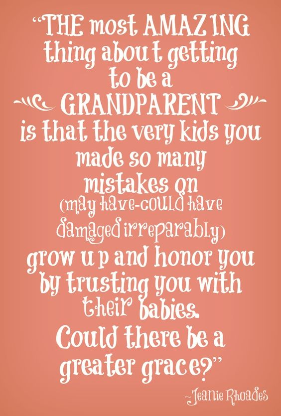 Being Grandma Sayings being a grandparent jeanie rhoades