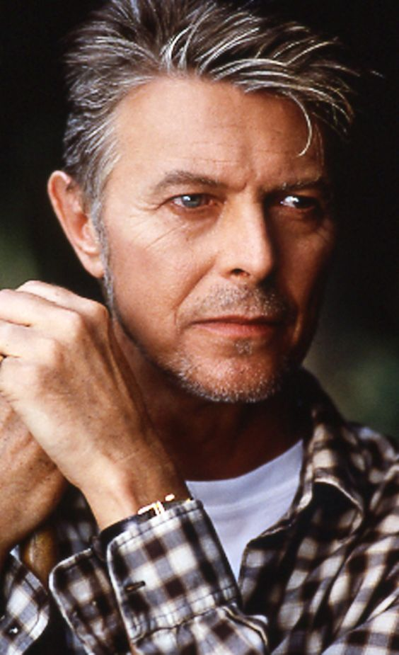 David BOWIE the master of music he got better looking the older he became