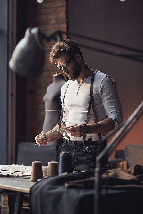 Differences Between A Tailor And A Fashion Designer Fashion Empire Tv In 2020 Portrait Photography Men Business Photoshoot Photography Poses For Men