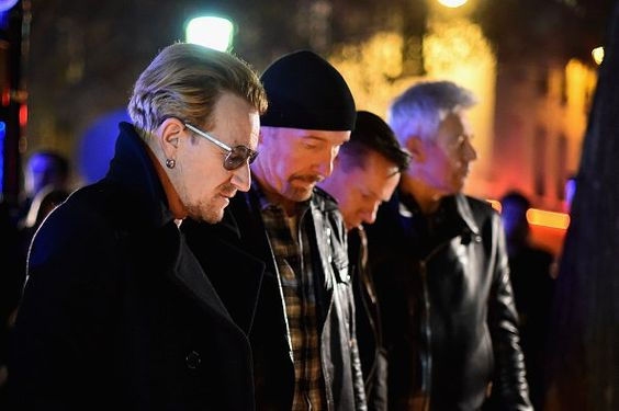 U2 Reschedules Paris Concerts Postponed Because of Attacks | TIME