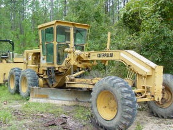 AIS Construction Equipment - Caterpillar 140G