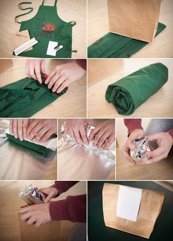 Burrito-Geschenkverpackung