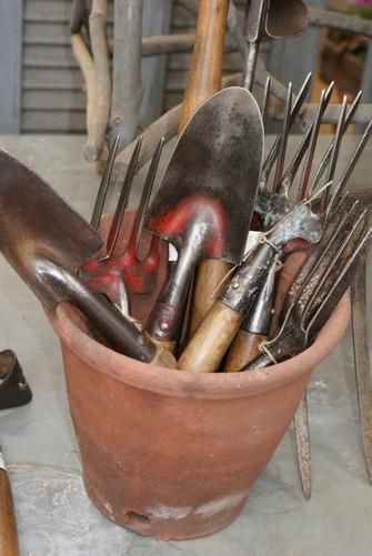 Garten Werkzeuge
