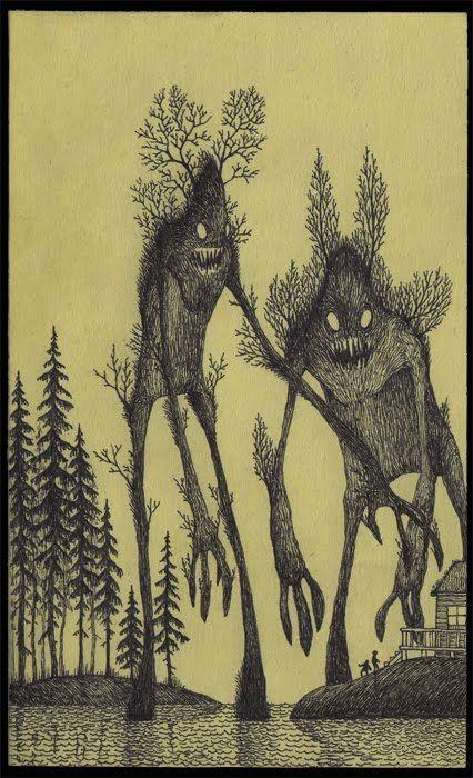 Los monstruos de John Kenn