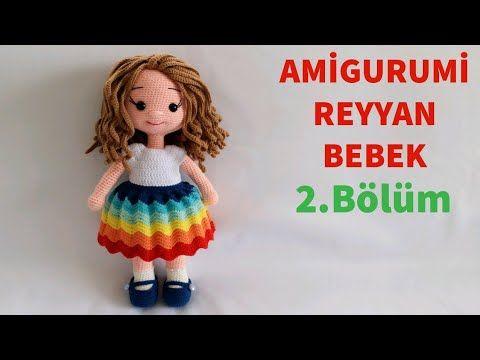 Amigurumi oyuncak bebek yapımı anlatımlı modelleri | 360x480