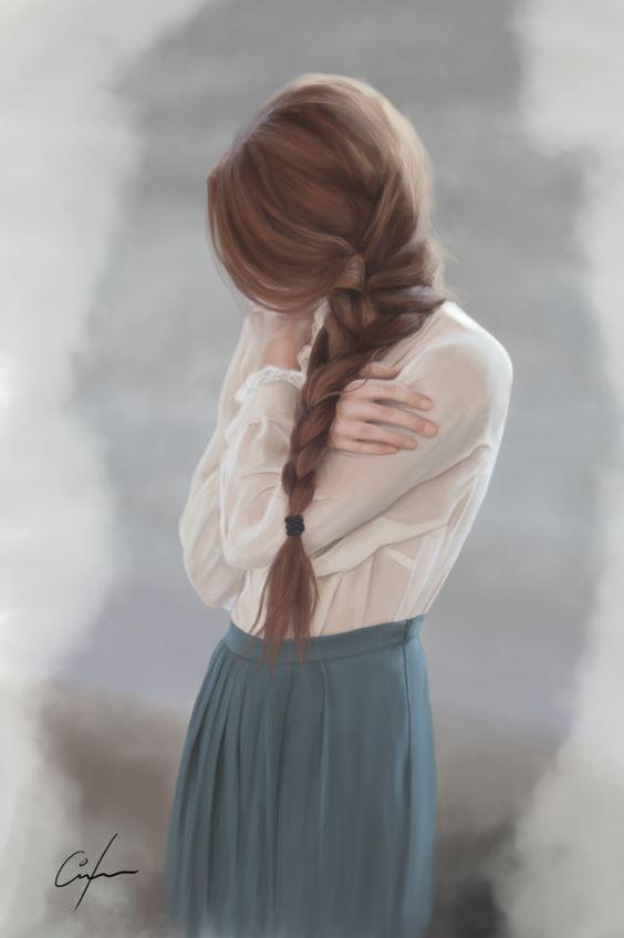 Study Painting, Woman # 2 by oscargilgrafico.deviantart.com on @deviantART
