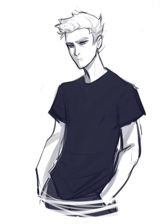 Jason Grace. Although he looks a little grumpy.