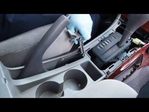 How To Change Automatic Gear Shifter Light Bulb On 2003 2008 Toyota Corolla Youtube Toyota Corolla Corolla Toyota
