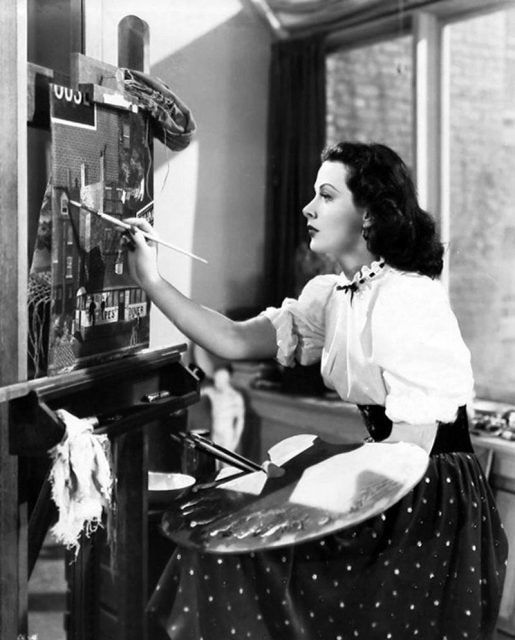 How Hedy Lamarr, a Hollywood beauty of the Golden Age, became a first-class inventor, creating a visionary device that led to Wi-Fi and GPS