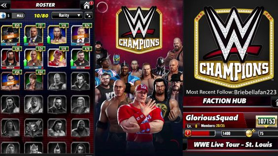 Get Ready To Hack Wwe Champions Gold And Cash For Free Unlimited