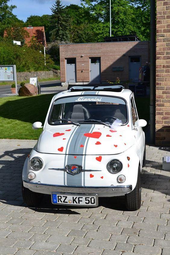 Immagine Di Sabine Aha Su Fiat 500 Oldtimer Automobile