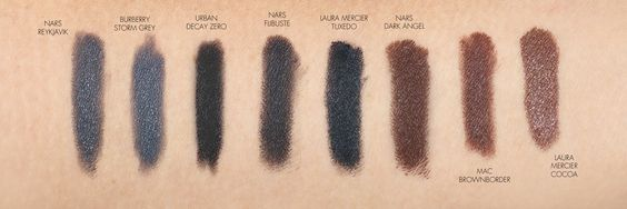 The Beauty Look Book: NARS Eye-Opening Act - Beauty Look Book Picks
