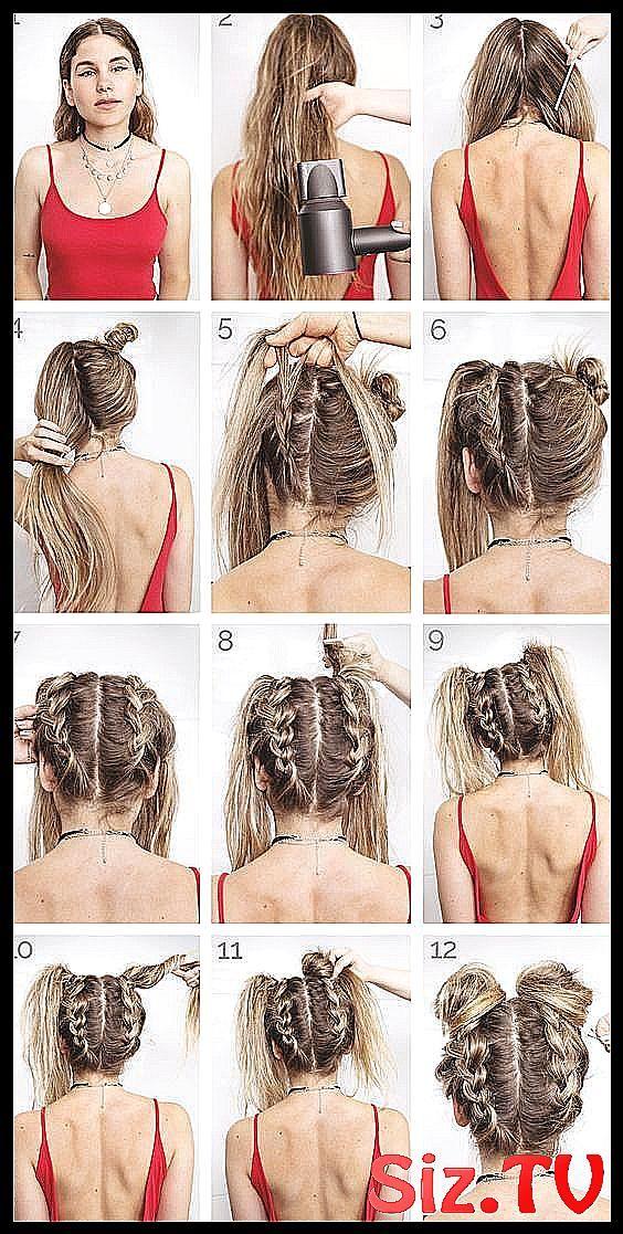 11+ Coiffure hair facile a faire inspiration