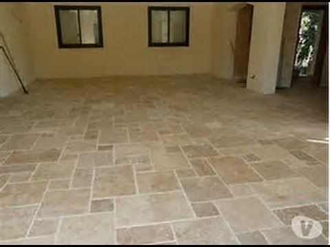 Carrelage Travertin Flooring Tile Floor Bricolage