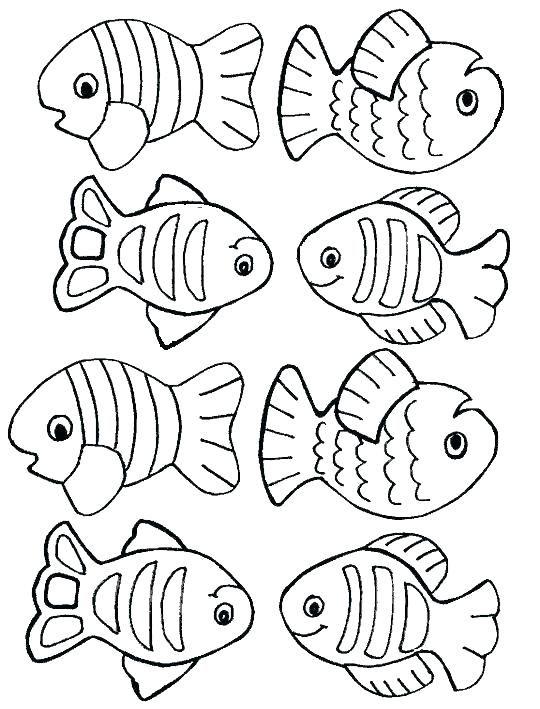 Fish Printable Fish Coloring Page Creation Coloring Pages Coloring Pages