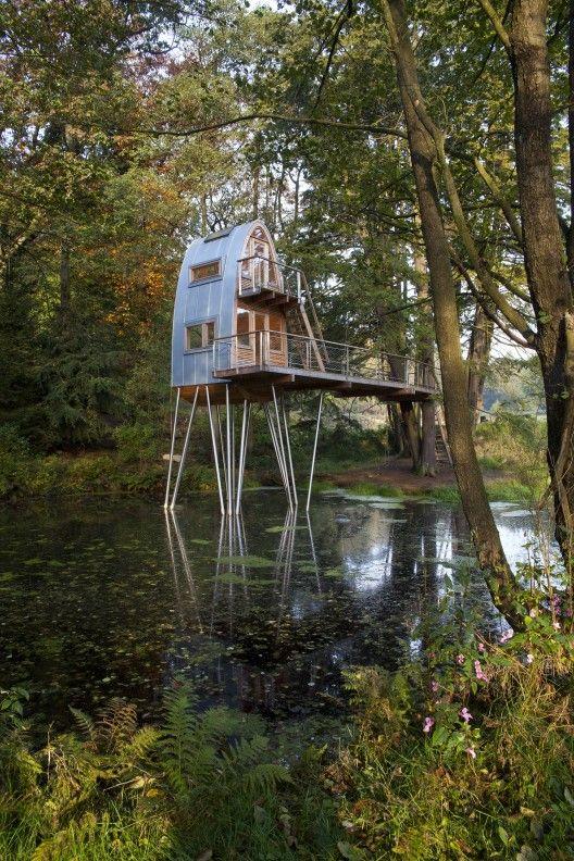 La casa del árbol / Baumraum: