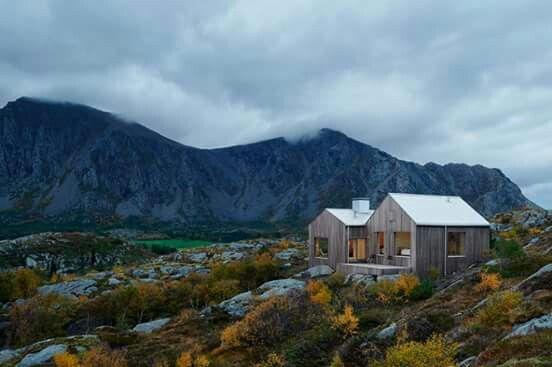 Kolman & Boye architects, Island of Vega, Norway