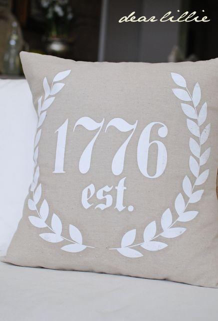 Dear Lillie: 1776