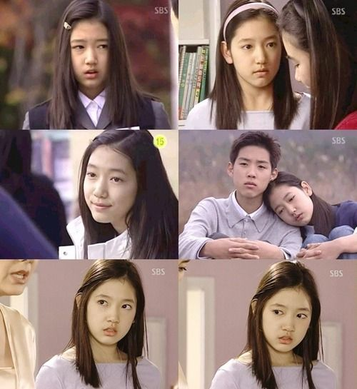 Park shin hye, Stairway to heaven and To heaven on Pinterest