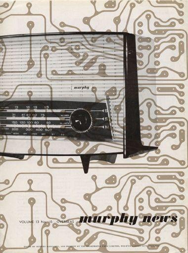 Circuit Board - Murphy Radio
