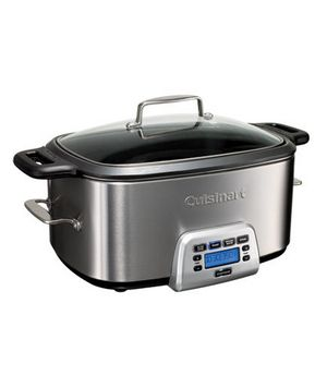 This number-one Amazon best-selling Instant Pot pressure cooker comes in a super compact 3-quart size and combines six kitchen appliances into one sleek device. This Instant Pot acts as a pressure cooker, slow cooker, rice cooker, sauté pot, steamer, and warmer — all in one easy-to-use appliance.