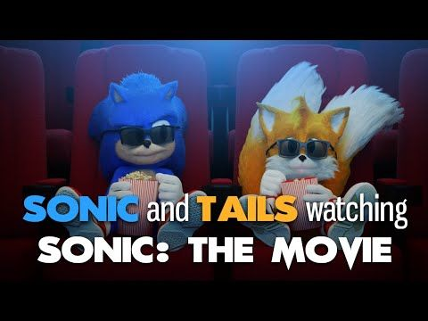 Sonic The Hedgehog Movie Tails Youtube In 2020 Sonic The Movie Hedgehog Movie Sonic