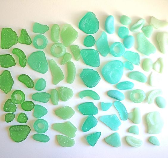 Edible sea glass hard candy - nope, not kidding! by Andie Specialty Sweets on Etsy