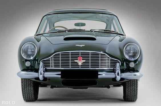 1962 Aston Martin DB4 Series IV Vantage