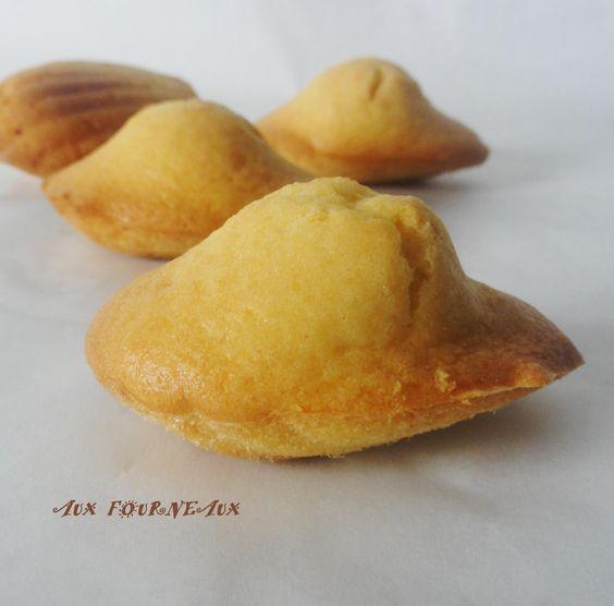 madeleine au citron de cyril lignac