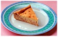 Torta de atum e kefir