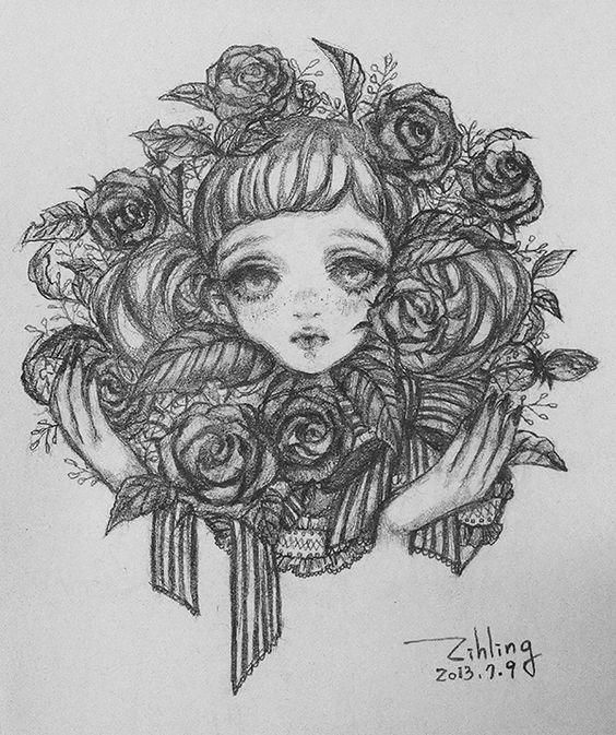Bouquet by Rin54321 on deviantART