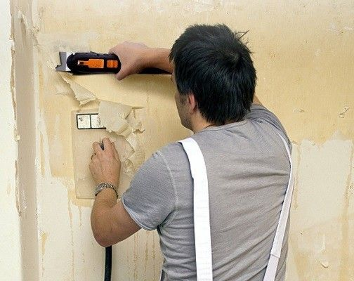 How To Remove Old Paint From Walls When It Comes To Painting Having A Clean And Smooth Surface To Pa Paint Remover Interior Wall Paint Cleaning Painted Walls