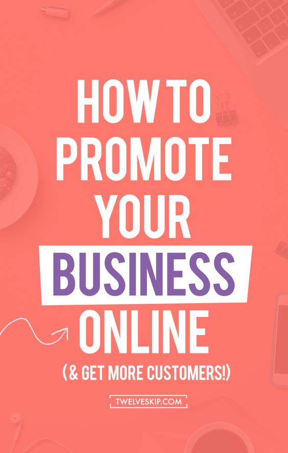 Ideas to Promote Business