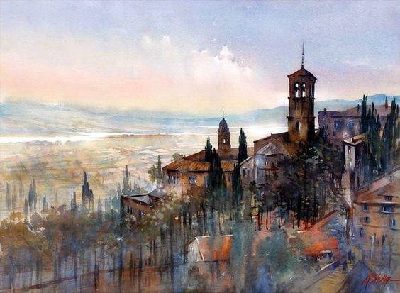 Thomas Schaller Paintings | Thomas W. Schaller - американский художник и ...