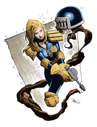 Judge Anderson by Travis Charest