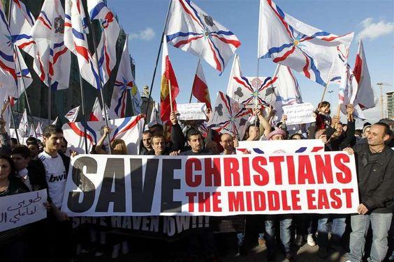 Wereldwijd weer meer geweld tegen christenen