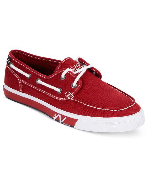 Nautica Boat Shoes Macy S