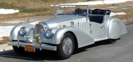 1934 Bugatti Convertible