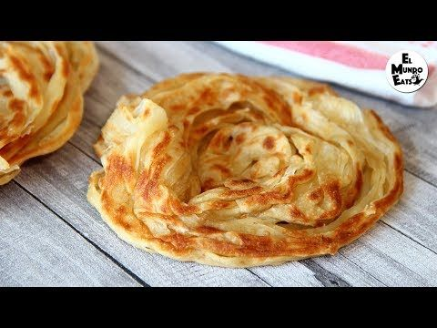 Learn How To Make This Wonderful Malaysian Flatbread Roti Canai At Home With This Straightforward Step By Step Recipe Delicious Roti Recipe Roti Roti Bread