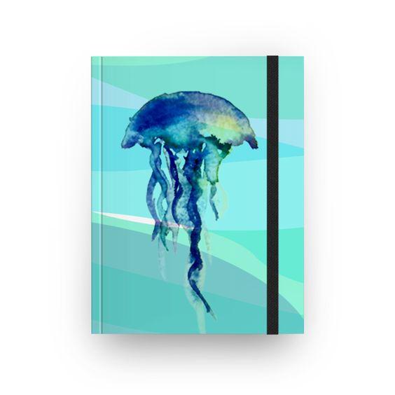 Sketchbook água-viva de @doart | Colab55