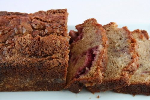 Fresh Strawberry Bread. This sounds yummy!