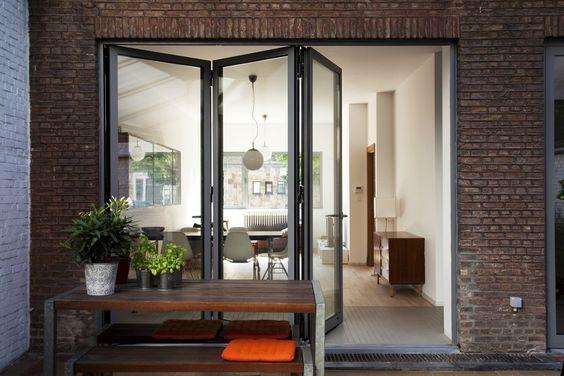 Pintu Kamar Aluminium Geser