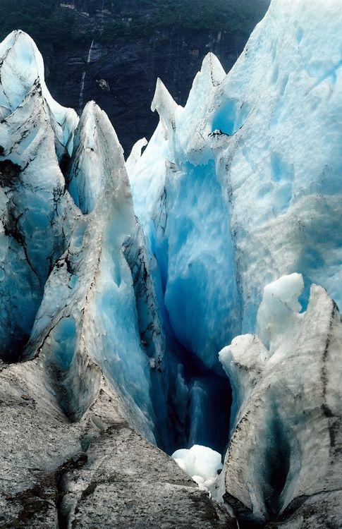 #Glaciar Balmaceda