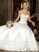 Eve of Milady - reminds me of my wedding dress...aahhh the memories :)