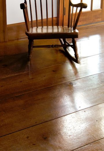 Antique Wide Pine Floors Wood Amp Brick Pinterest Pine