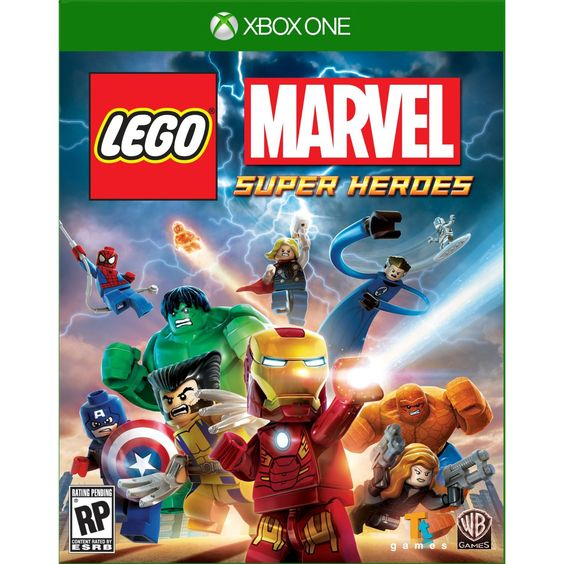 Xbox One - Lego: Marvel Super Heroes