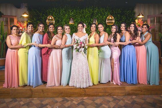 Casamento rústico-chique: Camila & Maxwell - Inesquecível Casamento