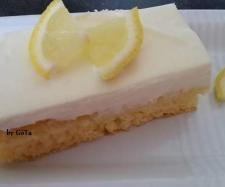 Rezept Zitronenschnitten - schnell und lecker von Jagga - Rezept der Kategorie Backen süß
