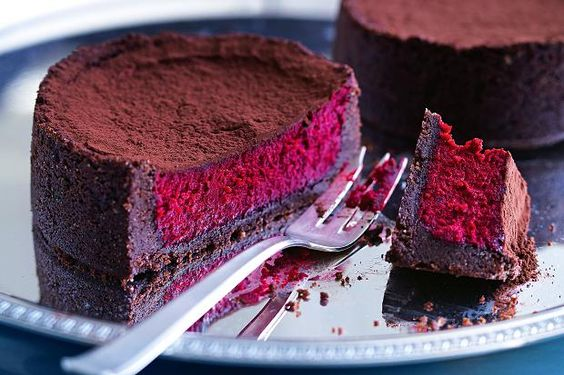 Donna Hay's recipe for decadent Red Velvet cheesecake