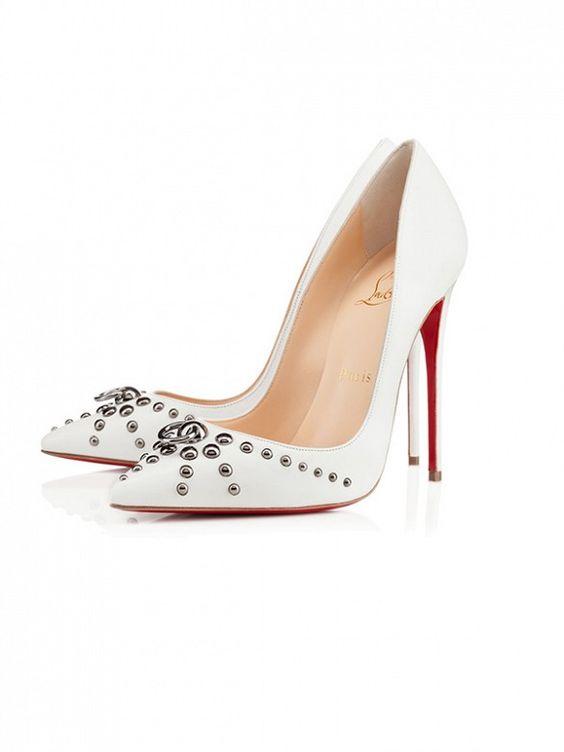 Zapatos Christian Louboutin Usados